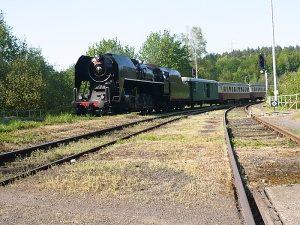 150 let trati - Šlechtična