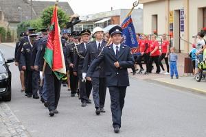 Oslavy 80. výročí založení SDH Radimovice