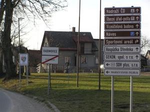 Dopravní značení a informační systém