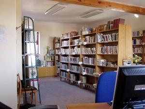 Zařízení knihovny