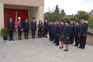 70 let hasičů