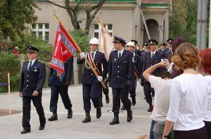 70 let hasičů - Pochod obcí