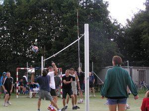 Volejbalový turnaj 2006